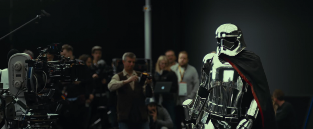 Star Wars The Last Jedi Movie Trailer Stills Behind the Scenes Screecaps Screenshots