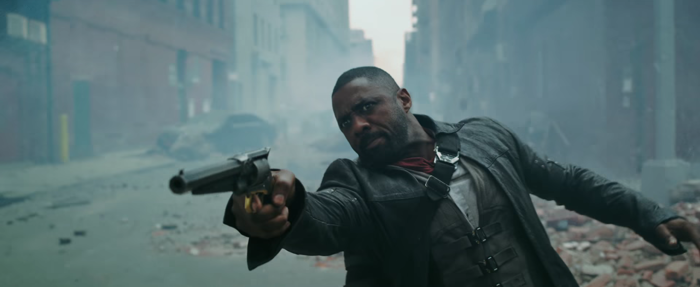 New Featurette for 'The Dark Tower' Starring Idris Elba ... Cate Blanchett Magazine
