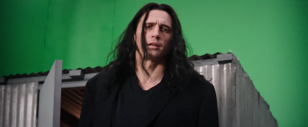 James Franco The Disaster Artist trailer