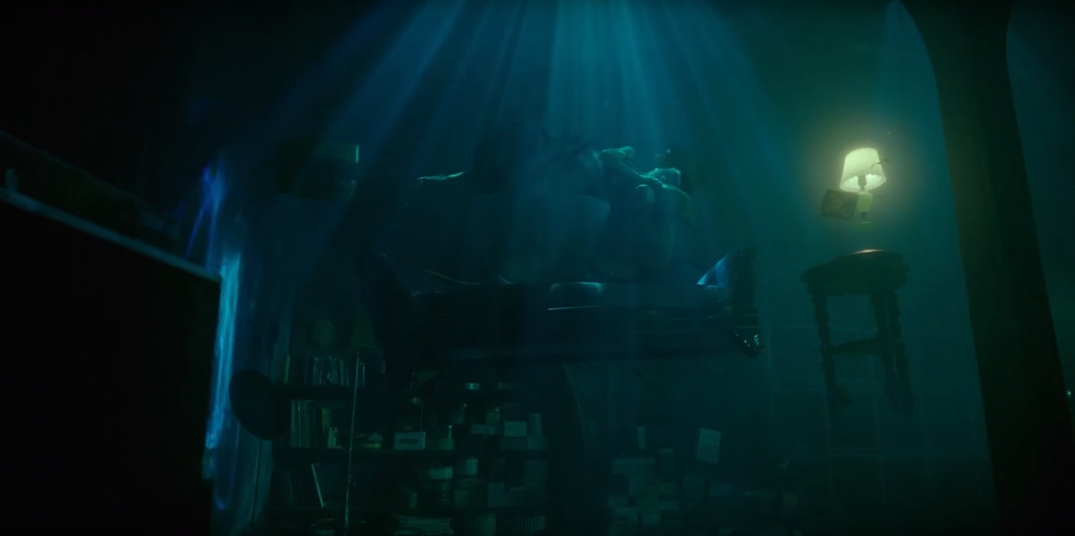 The Shape of Water Guillermo del Toro Movie Trailer Screencaps Screenshots Screengrabs hi Res HD Stills Images Pics Photos