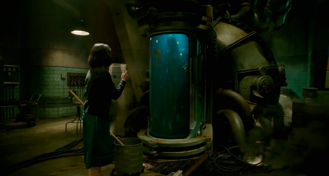 The Shape of Water Guillermo del Toro Movie Trailer Screencaps Screenshots Screengrabs hi Res HD Stills Images Pics Photos Sally Hawkins