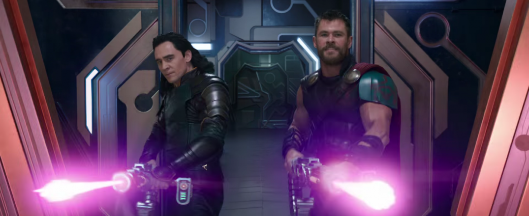 Thor Ragnarok Movie Trailer Screencaps Stills Screenshots Screengrabs Loki