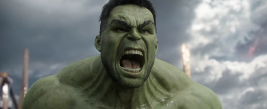 Thor Ragnarok Movie Trailer Screencaps Stills Screenshots Screengrabs Hulk Bruce Banner Mark Ruffalo