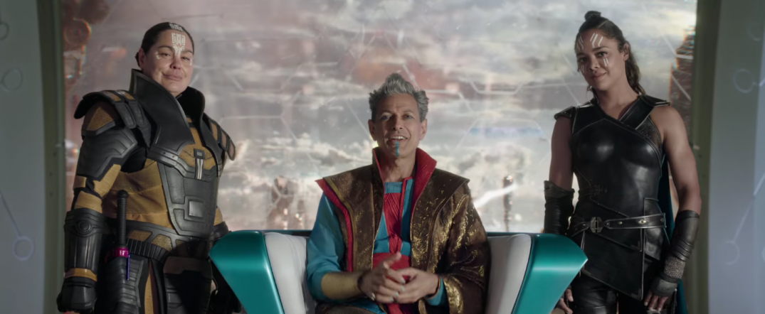 Thor Ragnarok Movie Trailer Screencaps Stills Screenshots Screengrabs