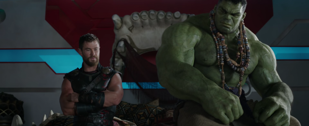 Thor Ragnarok Movie Trailer Screencaps Stills Screenshots Screengrabs Thor Chris Hemsworth
