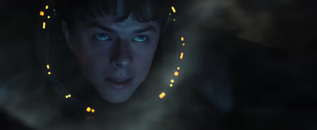 Valerian and the CIty of a Thousand Planets Movie Stills Images Pics Screencaps Screengrabs Cinematography Dane DeHaan