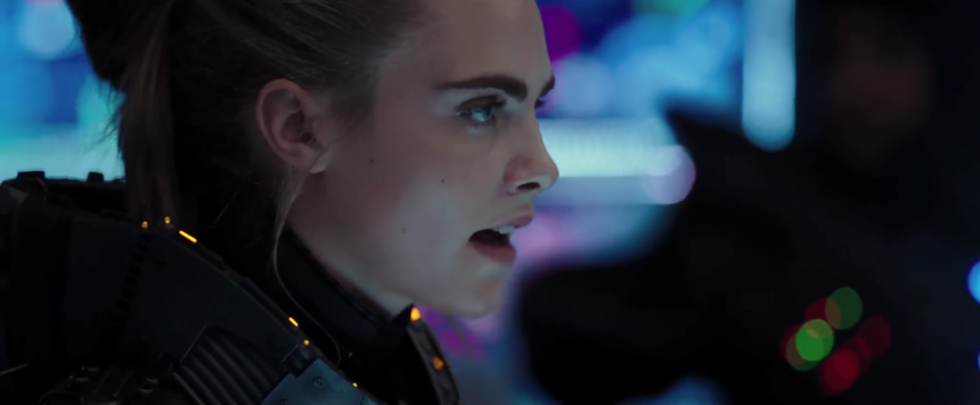 Valerian and the CIty of a Thousand Planets Movie Stills Images Pics Screencaps Screengrabs Cinematography Cara