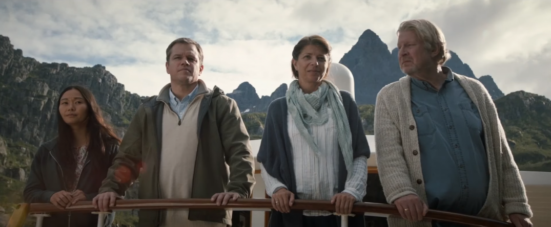 Downsizing Movie Alexander Payne Images Screencaps Trailer 2017 Film HD Hi Res