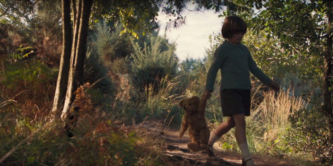 Goodbye Christopher Robin Movie Trailer Images Stills 2017 Screencaps Screenshots Margot Robbie Domhnall Gleeson