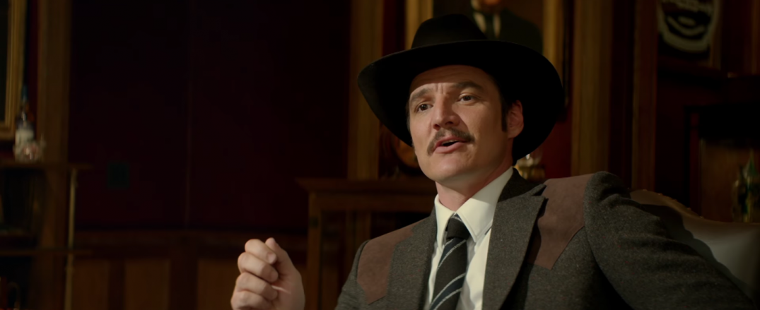 Kingsman the Golden Circle Movie Images Stills Screencaps 2017 Pedro Pascal