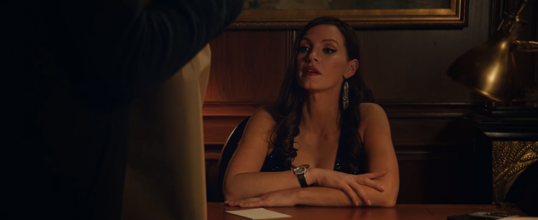 Molly's Game Movie Trailer Images Stills Pics Photos Aaron Sorkin Jessica Chastain