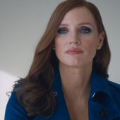 Mollys Game Movie Trailer Aaron Sorkin Screencaps Screenshots Poker Jessica Chastain