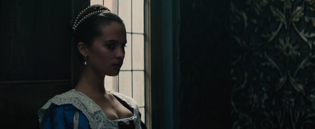 Tulip Fever Movie Trailer Images Screencaps Screenshots Alicia Vikander Dane DeHaan