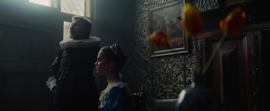 Tulip Fever Movie Trailer Images Screencaps Screenshots Alicia Vikander Christoph Waltz