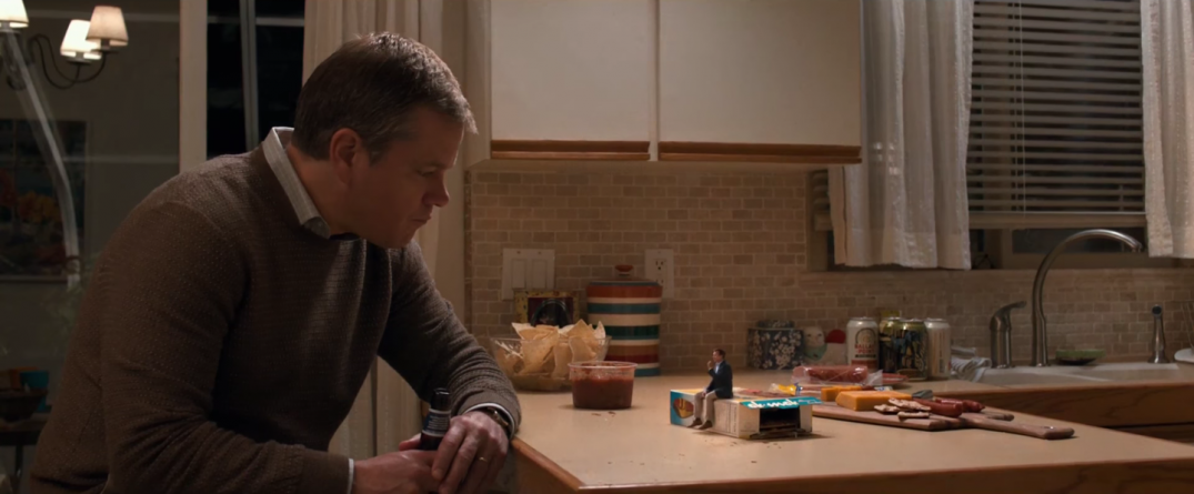 Downsizing Movie Trailer Images Stills Screencaps Alexander Payne 2017 Matt Damon Jason Sudeikis