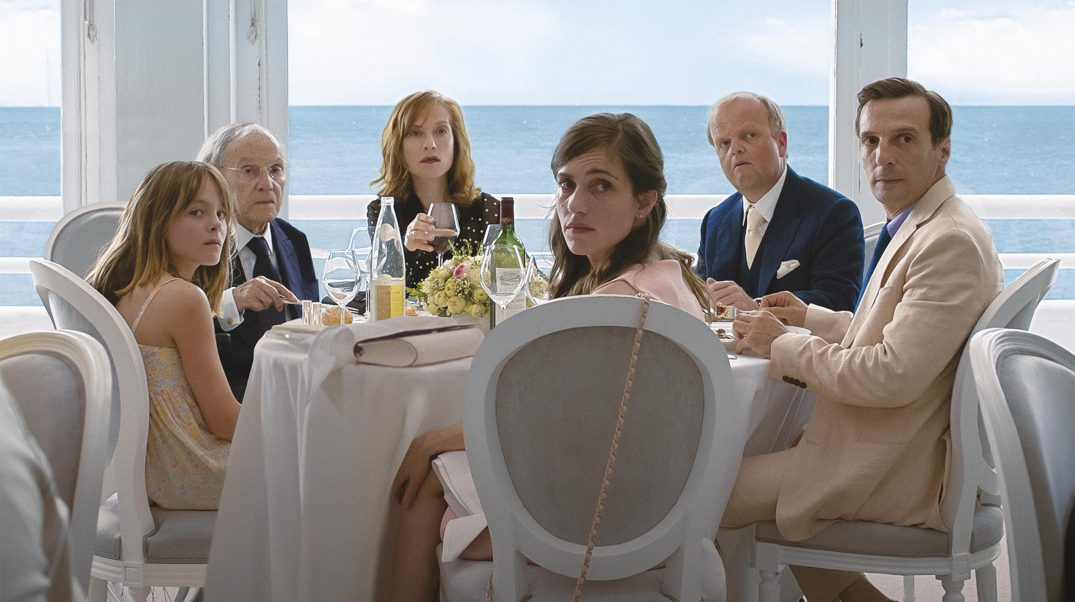 Happy End Movie Film Review TIFF 17