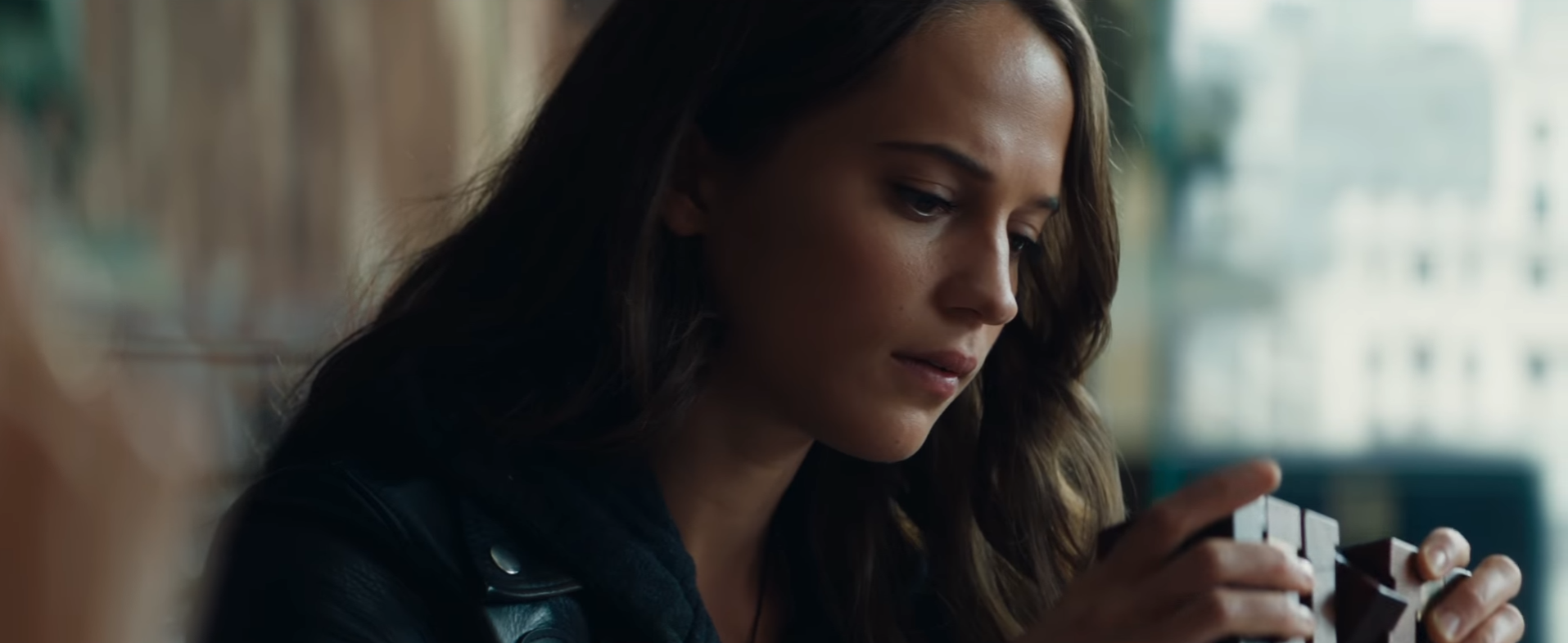 First Trailer For Tomb Raider Starring Alicia Vikander Cinema Vine