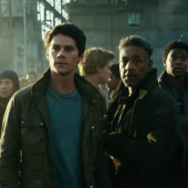 The Maze Runner The Death Cure Movie Trailer Images Stills Screencaps Dylan Obrien