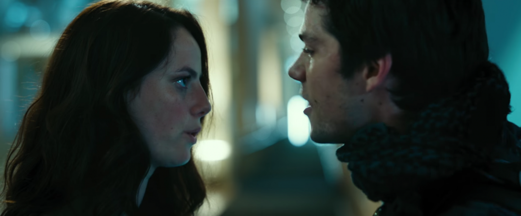 The Maze Runner The Death Cure Movie Trailer Images Stills Screencaps Kaya Scodelario Dylan O'Brien