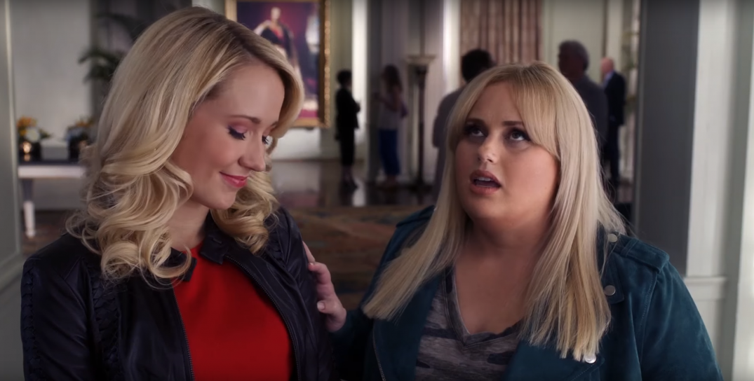 Pitch Perfect 3 Movie Film Trailer Images Stills Pics 2017 Screencaps Screenshots Anna Camp Rebel Wilson