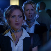 Pitch Perfect 3 Movie Film Trailer Images Stills Pics 2017 Screencaps Screenshots Brittany Snow