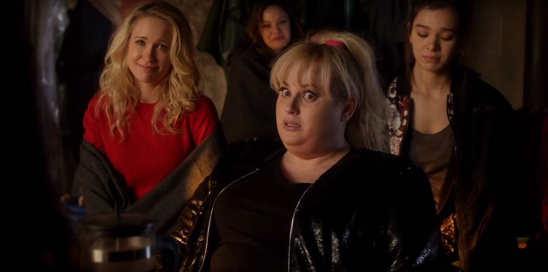 Pitch Perfect 3 Movie Film Trailer Images Stills Pics 2017 Screencaps Screenshots Rebel Wilson