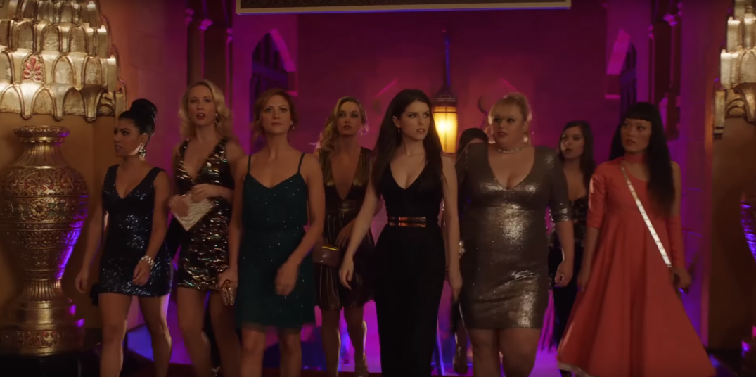 Pitch Perfect 3 Movie Film Trailer Images Stills Pics 2017 Screencaps Screenshots Group Shot