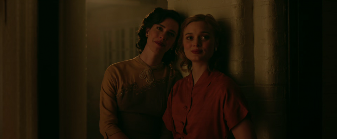 Professor Marston and the Wonder Women Movie Film Trailer Images Stills Screencaps Bella Heathcote Rebecca Hall