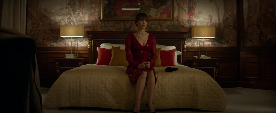 Red Sparrow Movie Film 2018 Images Stills Screencaps Trailer Screenshots Jennifer Lawrence