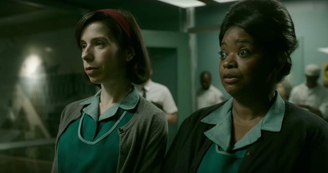 The Shape of Water Movie Images Stills Trailer Screencaps Screeshots Sally Hawkins Octavia Spencer