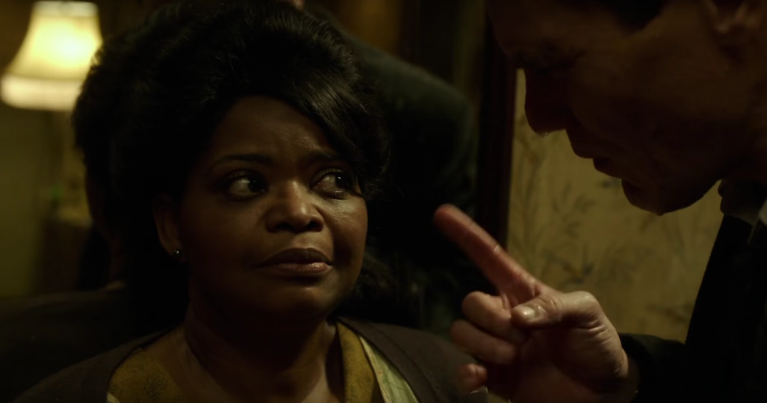The Shape of Water Movie Images Stills Trailer Screencaps Screeshots Octavia Spencer