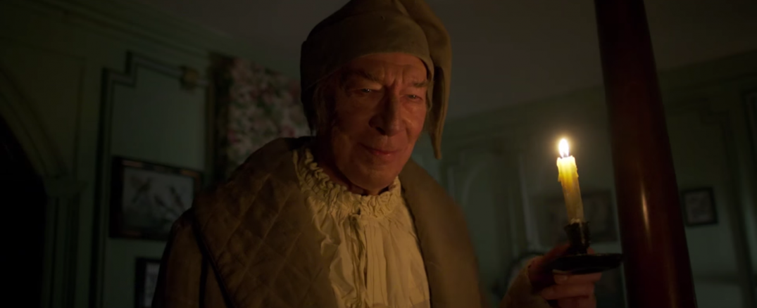 The Man Who Invented Christmas Movie Trailer Images Stills Screencaps Christopher Plummer