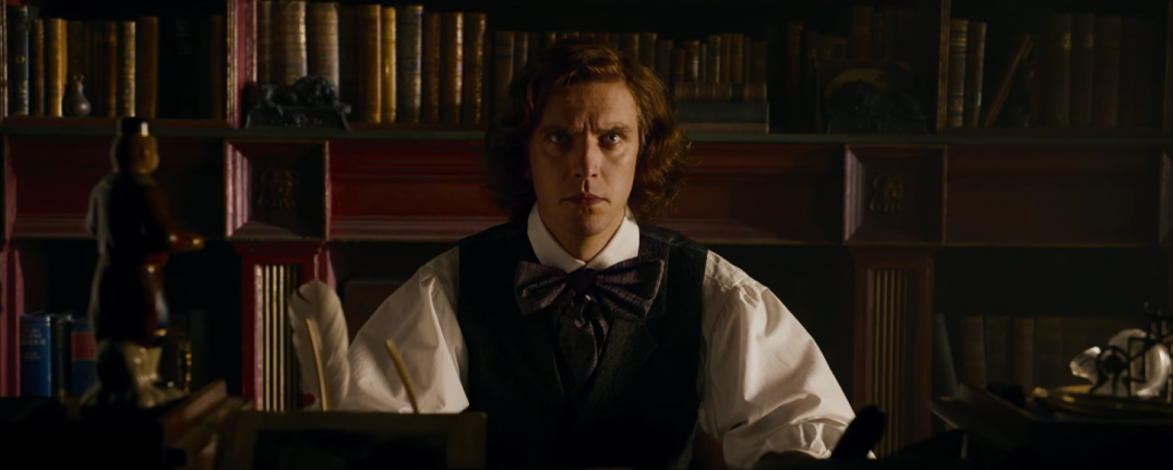 The Man Who Invented Christmas Movie Trailer Images Stills Screencaps Dan Stevens
