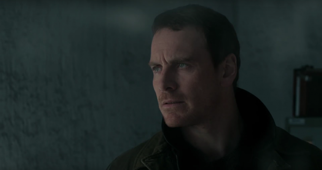 The Snowman Movie Images 2017 Screencaps Michael Fassbender
