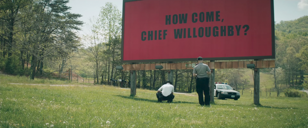 Three Billboards Outside Ebbing Missouri Movie Film TIFF 2017 Review