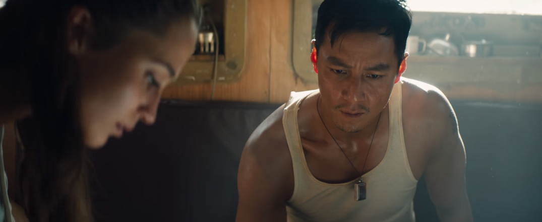 Tomb Raider 2018 Lara Croft Reboot Movie Film Images Stills Screencaps Daniel Wu