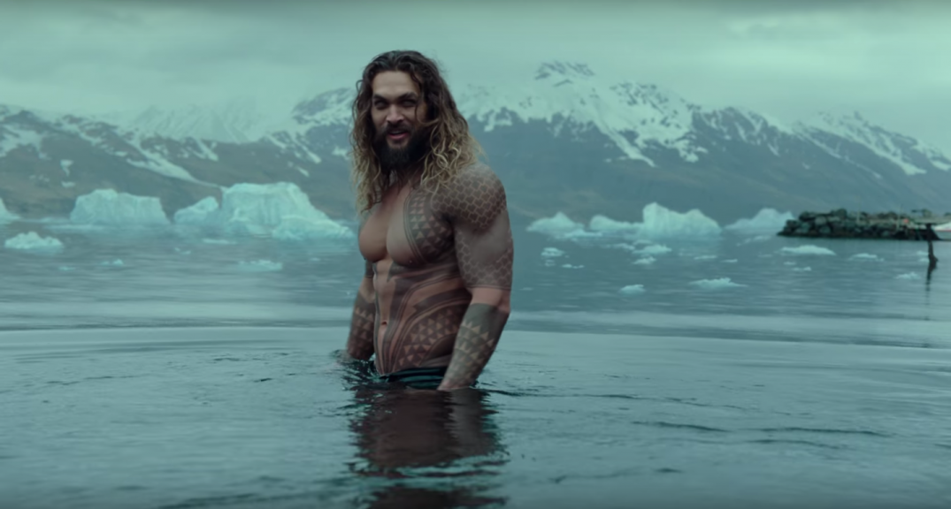 Justice League Movie Trailer Images Pics Stills Screencaps Screenshots Jason Momoa Aquaman