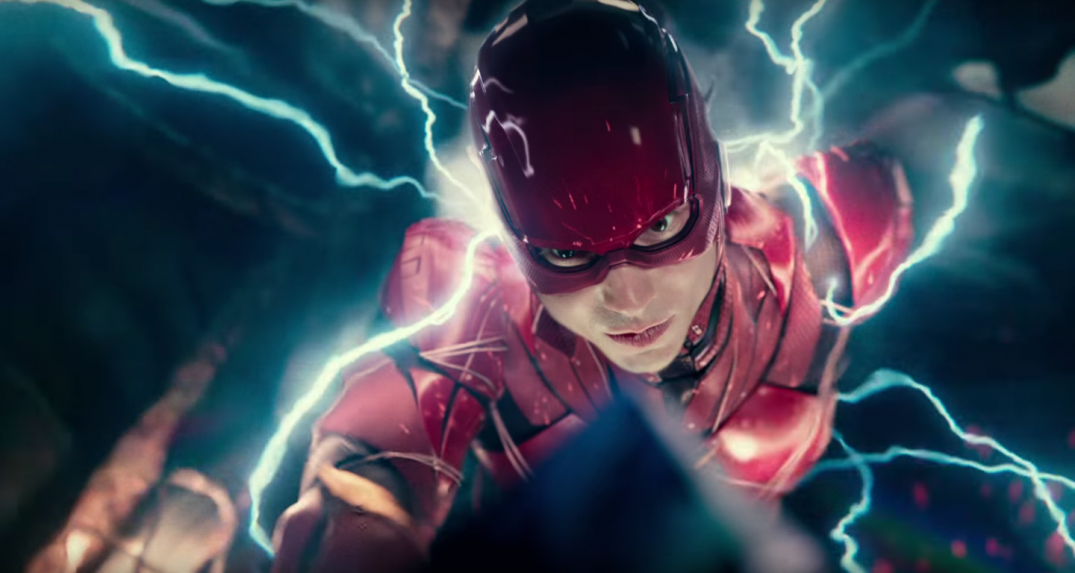 Justice League Movie Trailer Images Pics Stills Screencaps Screenshots Ezra Miller The Flash