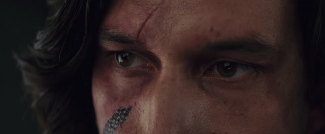 Star Wars The Last Jedi Movie Film Trailer Images Stills Pics Screencaps Screenshots Adam Driver Kylo Ren