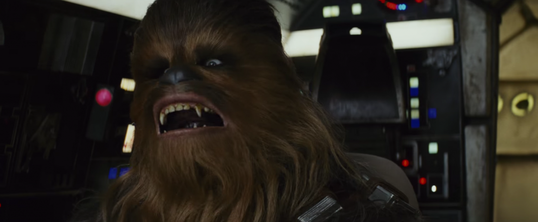 Star Wars The Last Jedi Movie Film Trailer Images Stills Pics Screencaps Screenshots Rian Johnson Chewbacca