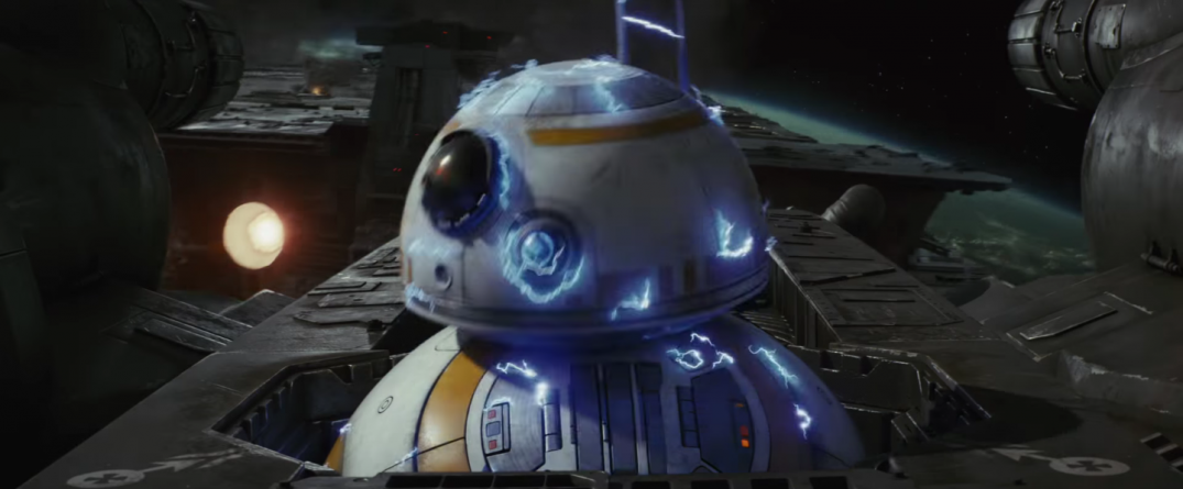 Star Wars The Last Jedi Movie Film Trailer Images Stills Pics Screencaps Screenshots Rian Johnson BB8