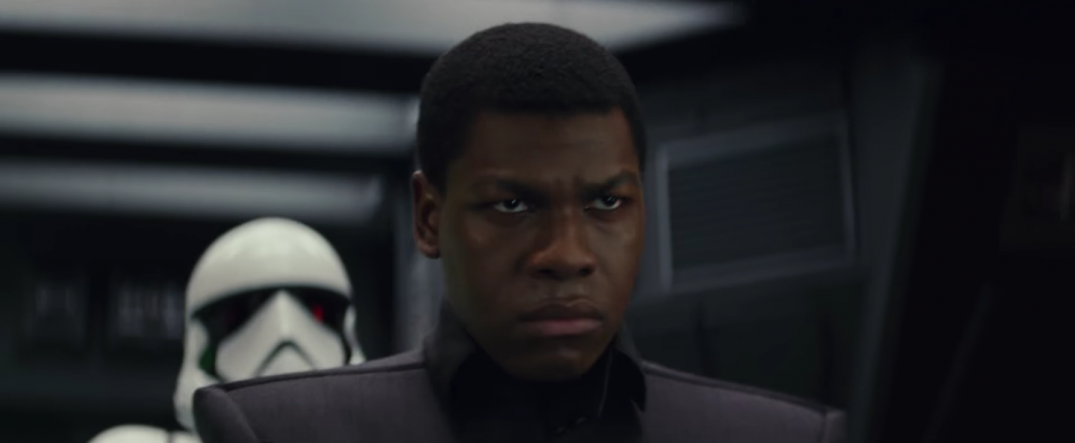 Star Wars The Last Jedi Movie Film Trailer Images Stills Pics Screencaps Screenshots John Boyega FInn