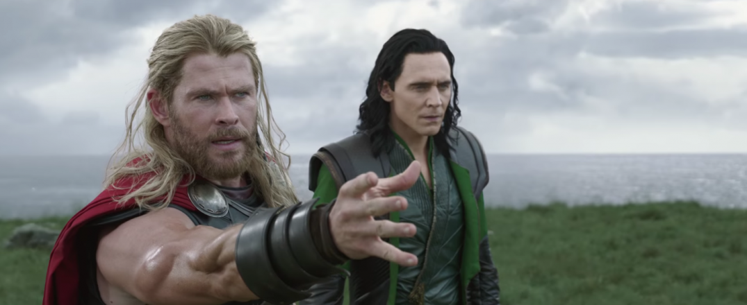 Thor Ragnarok Screenshots Movie Images Loki Hemsworth