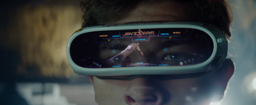 Ready Player One Movie trailer screencaps screenshots stills images pics HD