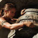 New Trailer for 'Tomb Raider' Starring Alicia Vikander