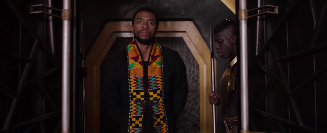 black panther movie screencaps