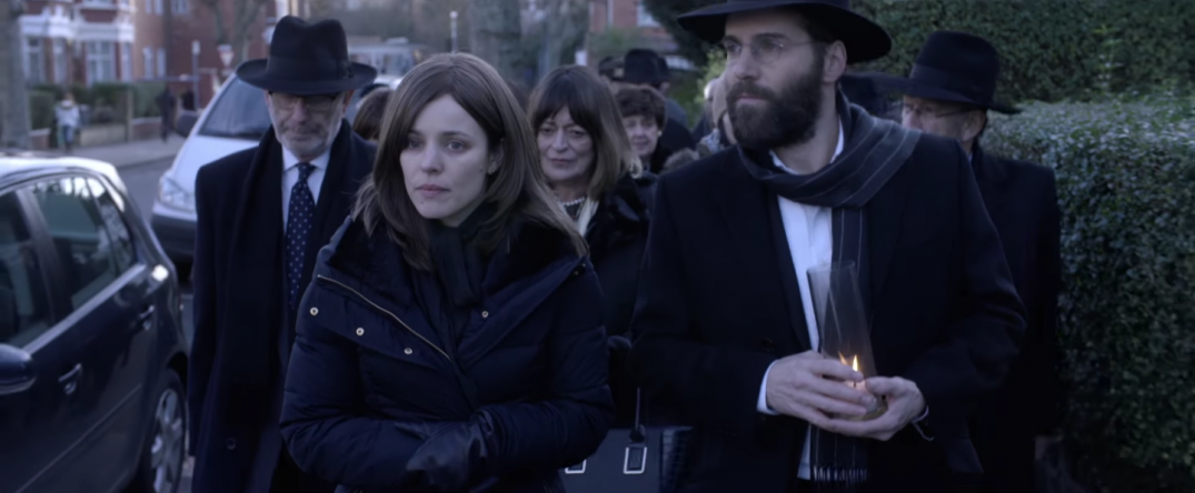Disobedience Movie trailer 2018 screencaps screenshots Rachel McAdams Rachel Weisz