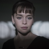 Solo Star Wars Story trailer screencaps screenshots emilia clarke