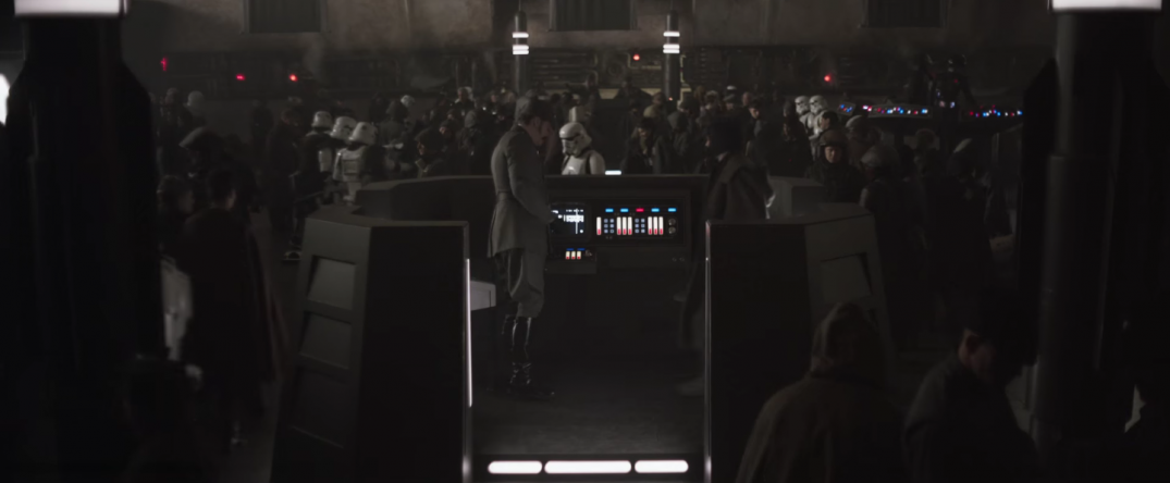 Solo Star Wars Story trailer screencaps screenshots
